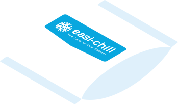 An Easi-Chill gel pack
